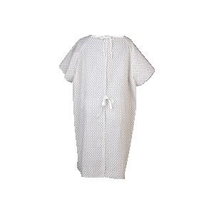 Cloth Patient Gowns, Back Tie