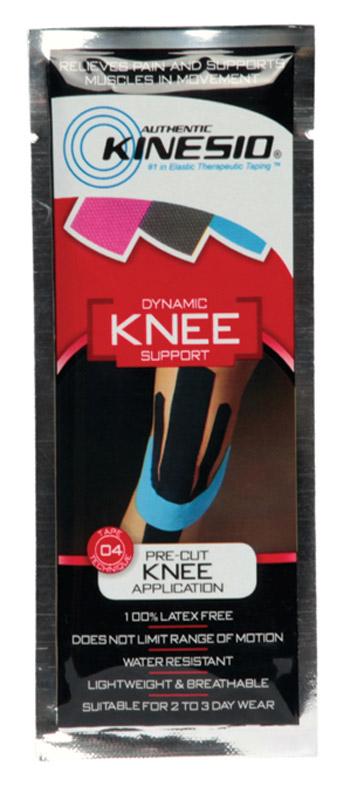 Kinesio Pre-Cuts, Knee