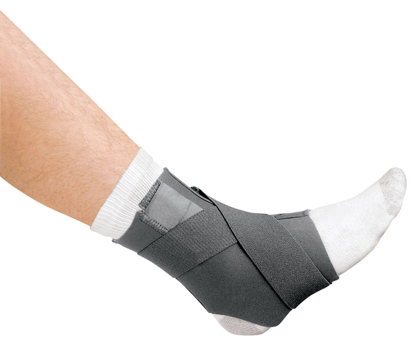 Ankle Support with Figure-8 Strap