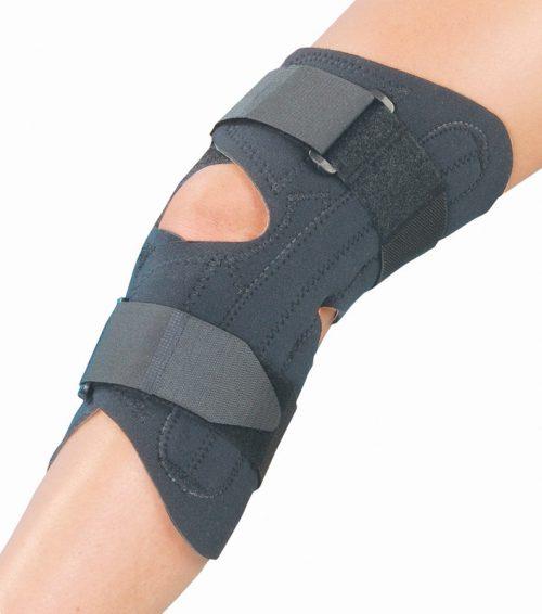 Knee Wrap w/ Stays