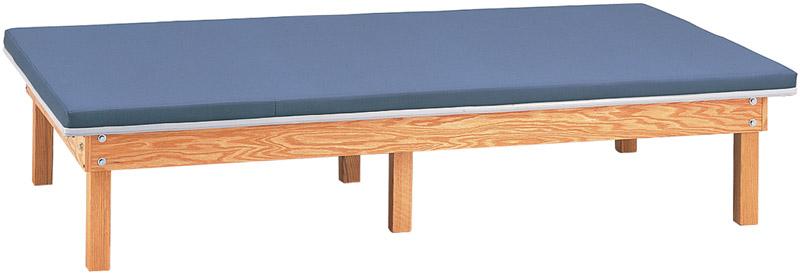 Upholstered Mat Platform Table
