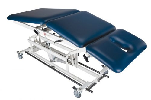 3 Section w/ foot bar (010832)