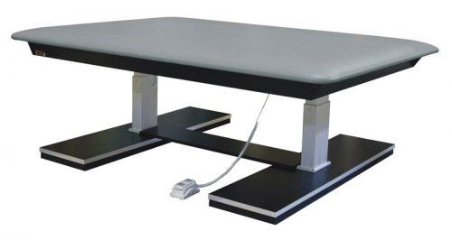 Electric Hi-Lo Mat Platform Table