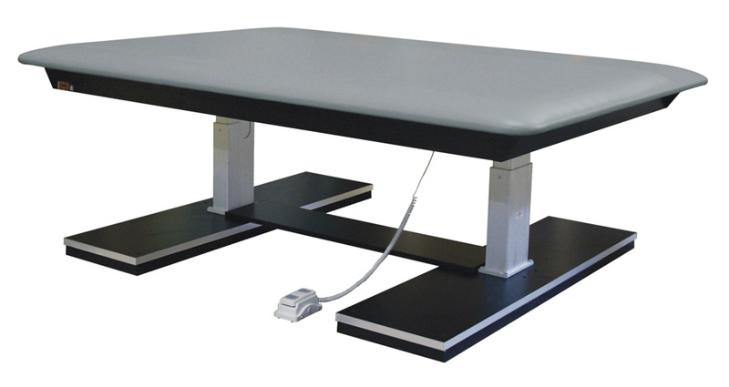 Electric Hi-Lo Mat Platform Table