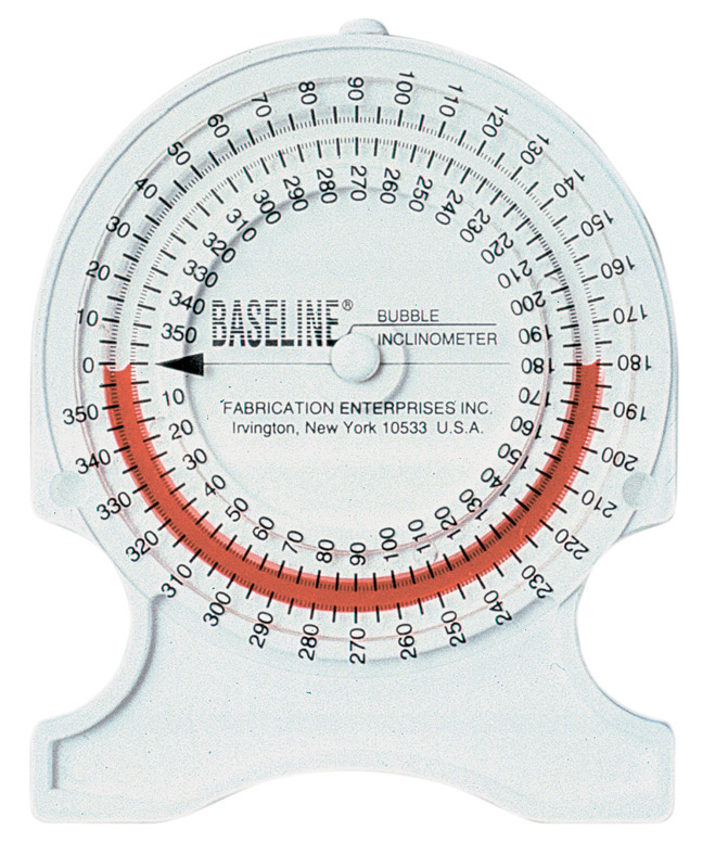 Baseline® Bubble™ Inclinometer