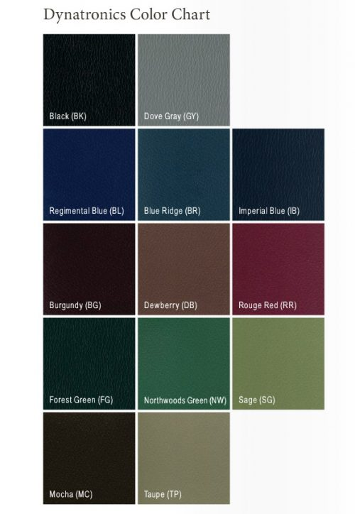 Dynatronics Fabric