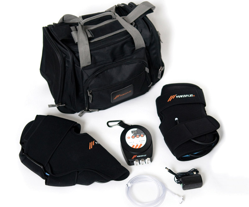 Powerplay Cold Amp Compression Therapy Kit
