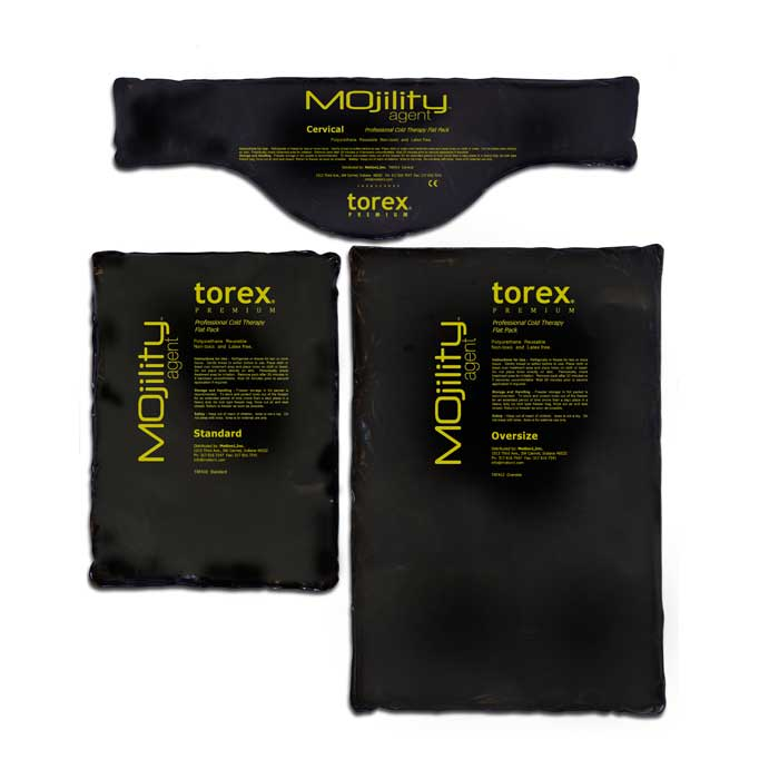 Torex Premium Professional Cold Therapy Packs