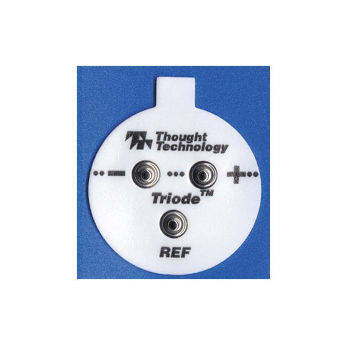 Triode EMG Electrodes