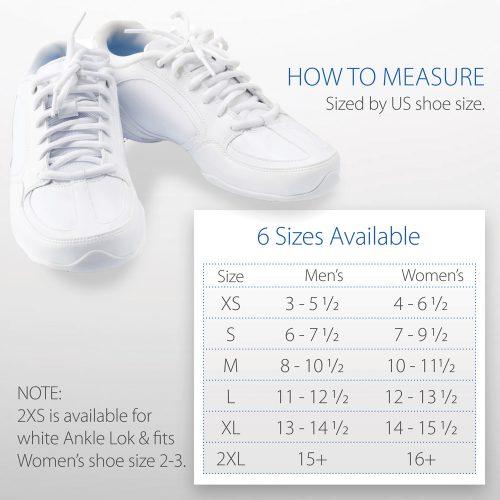 Ankle-lok-size