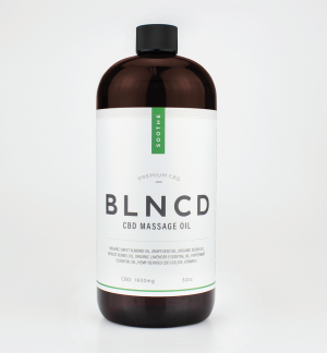 BLNCD Massage Oil