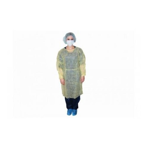 Isolation Gown Dukal Blue