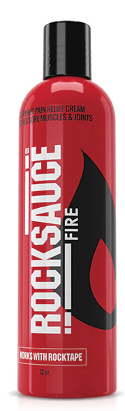 Rocksauce Fire 12oz