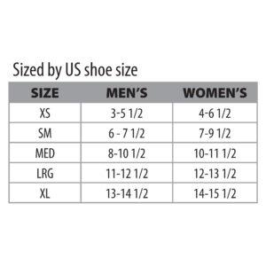 X8 Size Chart