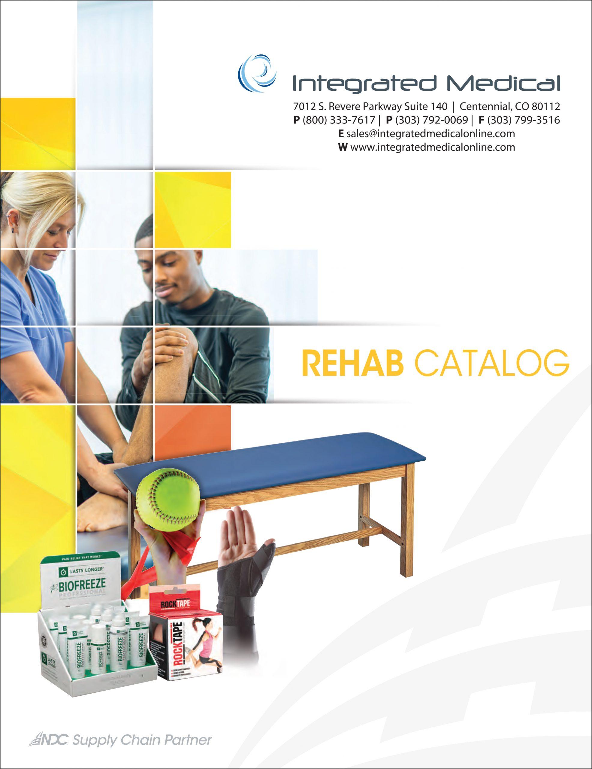 Rehab Catalog