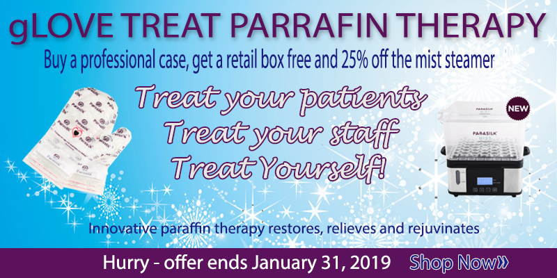 gLOVE Treat Paraffin Therapy